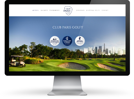Club Paris Golfy